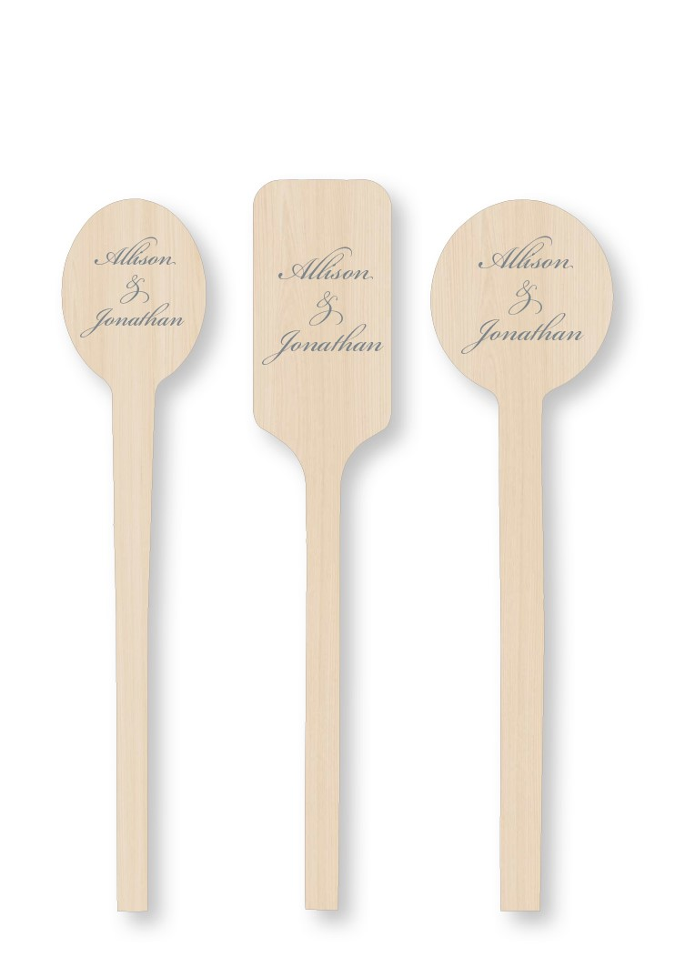 Sweet Pea Cocktail Stirrers