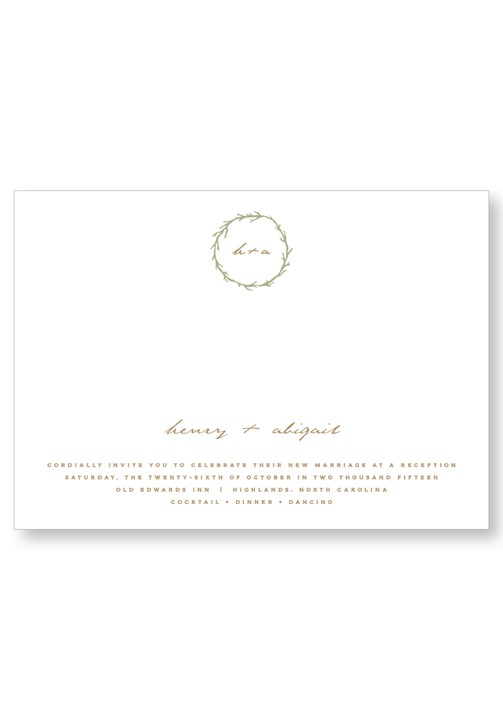 Willow Invitation Suite