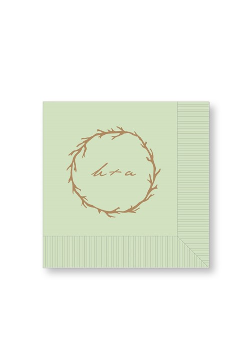 Willow Cocktail Napkins