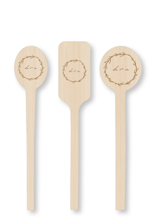 Willow Cocktail Stirrers