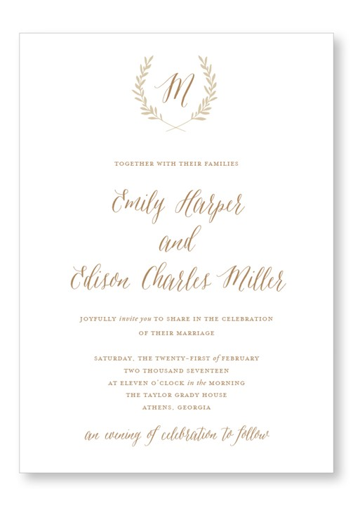 Birch Invitation Suite