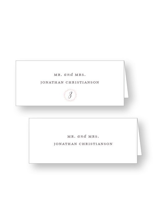 QueenAnnesLace Place Cards