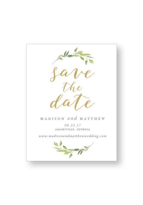 Laurel Save the Date