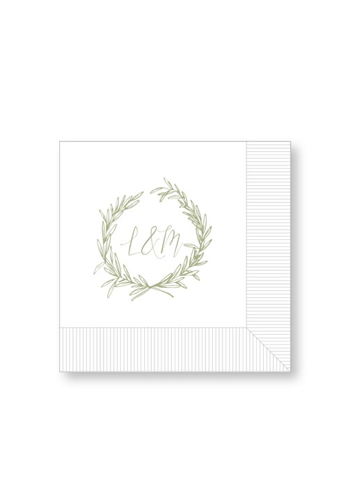 Branch Cocktail Napkins