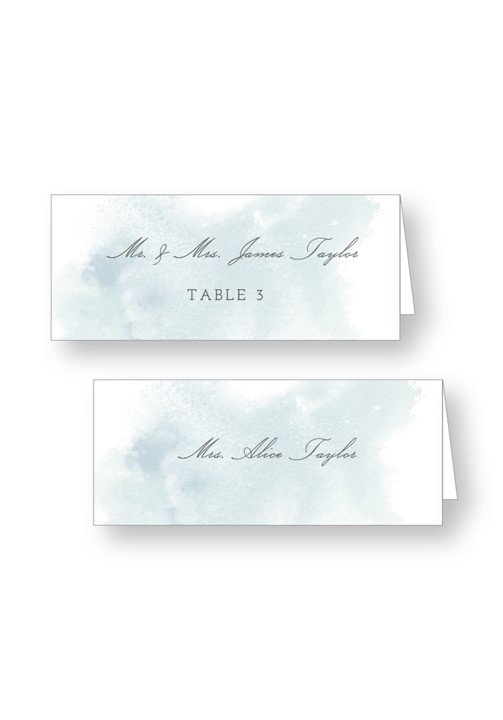 Lotus Escort Cards