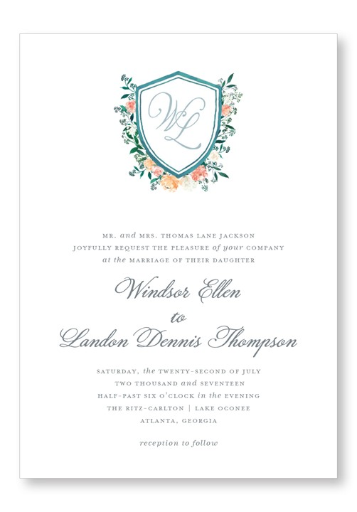 Cotton Invitation Suite