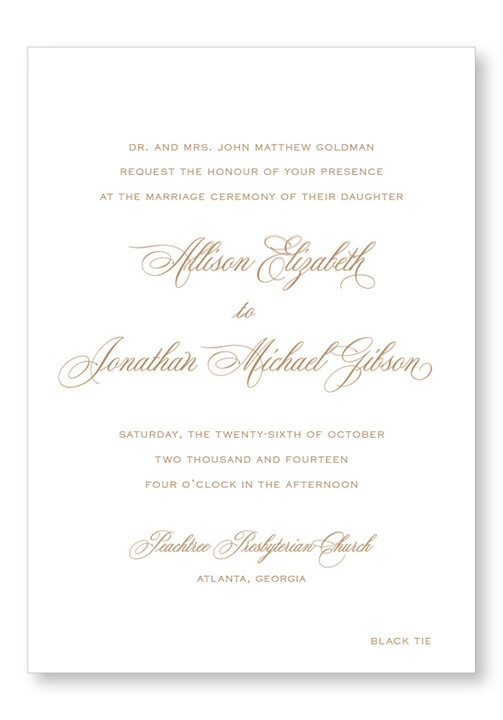 Primrose Invitation Suite