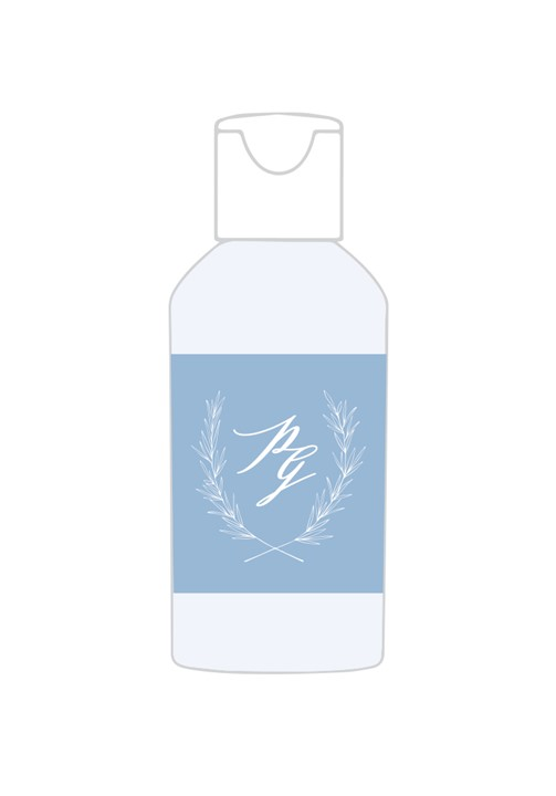 Periwinkle Hand Sanitizer